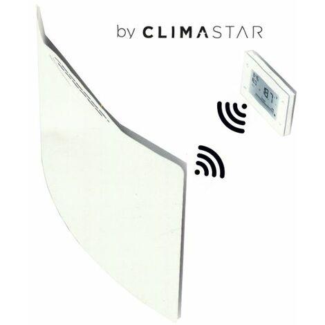 Emisor Térmico Cerámico Inercial Wish Multipotencia 1500W / 2000W Blanco Wireless