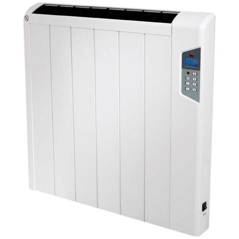 Emisor térmico digital modelo crono-Slim 900W 6 elementos (FM CRONO-SLIM1000)
