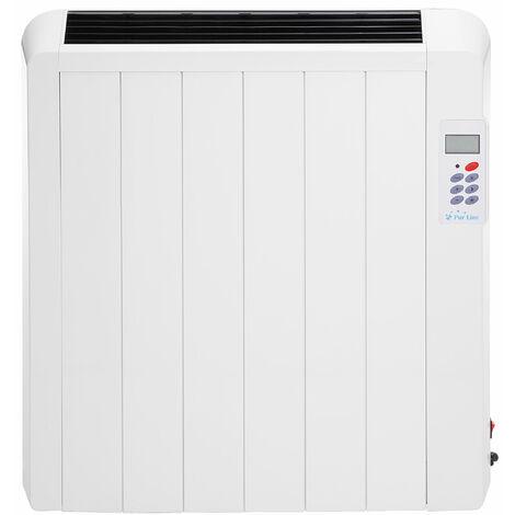 Emisor térmico digital sin fluido 900W con programador y termostato digital DIS900