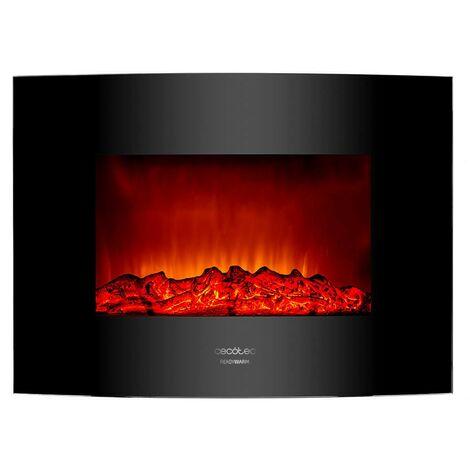 Emisor térmico ready warm 2200 curved flames