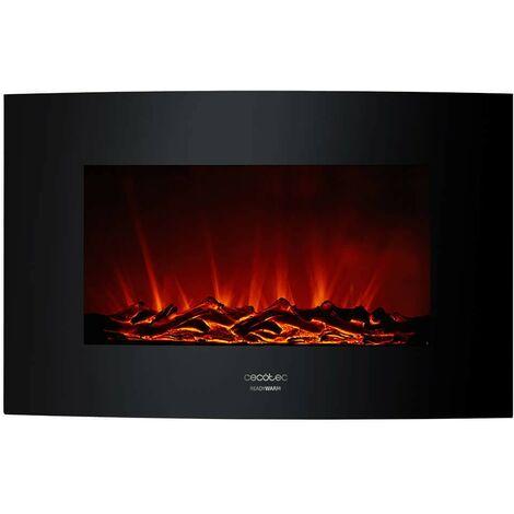 Emisor térmico ready warm 3500 curved flames