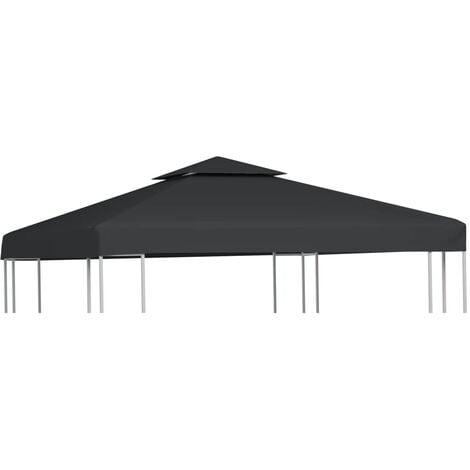 Emmalynn Replacement Canopy by Dakota Fields - Grey