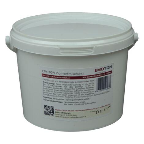 EMOTON Pigmentmischung Nr.406 CHAMPAGNERGELB, 1000g