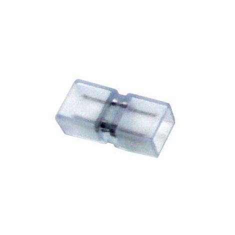 Empalme tira led 220 V Transparente