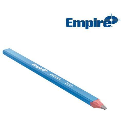 EMPIRE Carpenter Pencils - 72pc