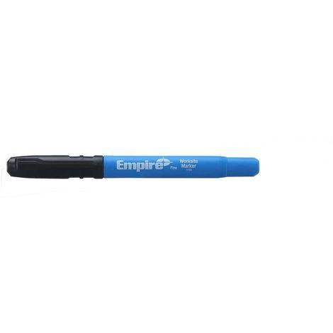 EMPIRE Fine Point Black Markers - 4pc