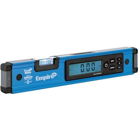 EMPIRE True blue digital level - 400mm