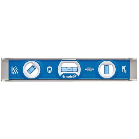 EMPIRE True blue magnetic torpedo level - 230mm