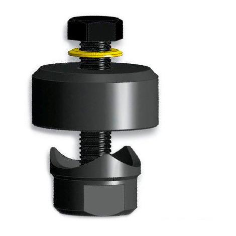 Emporte-pièce à vis, tête hexagonale, D. 22 mm - 71522 - Piher - -