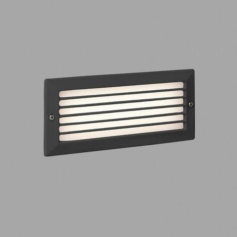 Empotrable de pared exterior LED Stripe (5W)