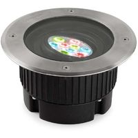 EMPOTRABLE DE SUELO GEA RGB EASY+ 9 X LED 11 PULI