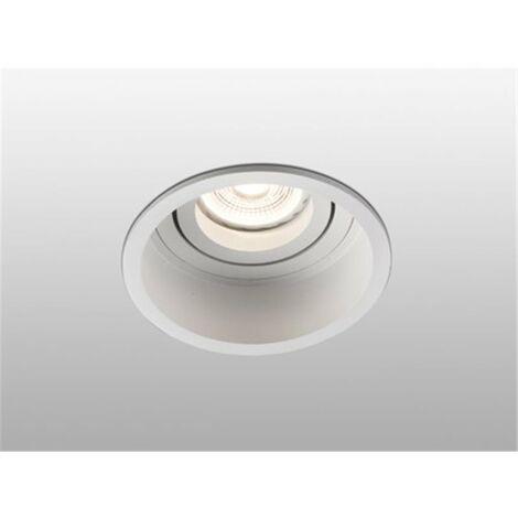 Empotrable orientable de techo Faro Barcelona HYDE 40118 blanco