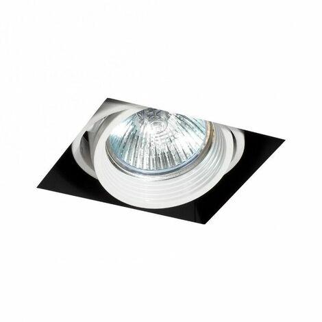 Empotrable orientable sin marco Falcon (1 luz)