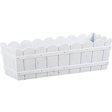 EMSA Jardiniere COUNTRY 50 x 17 x 15 cm - Blanc