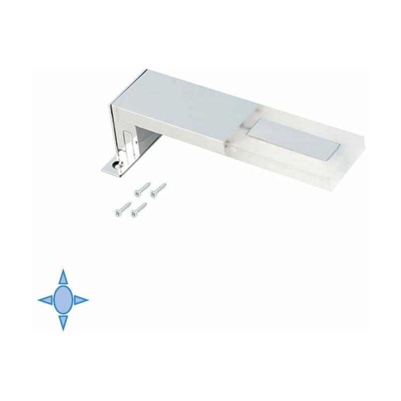 Applique LED per specchio Sagitarius 40 mm - Emuca