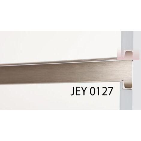 Emuca Applique LED pour miroir de salle de bain Aquarius 800 mm, lumière froide