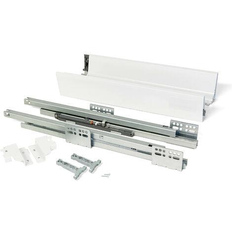 Emuca Kit de tiroir pour cuisine et salle de bain Vantage-Q