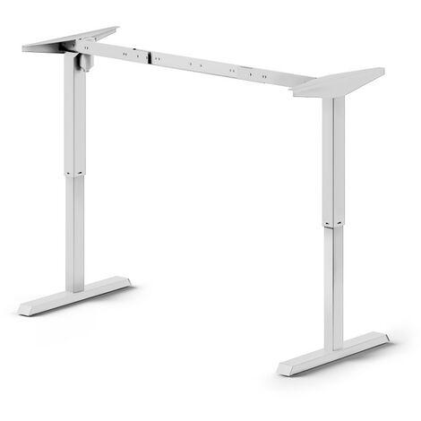 Emuca Table motorisée à hauteur réglable