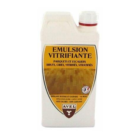 Emulsion Vitrifiante Parquets AVEL