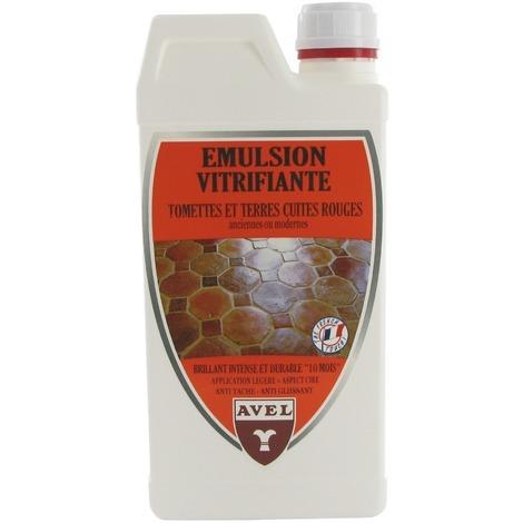 Emulsion Vitrifiante Tomettes Rouges AVEL