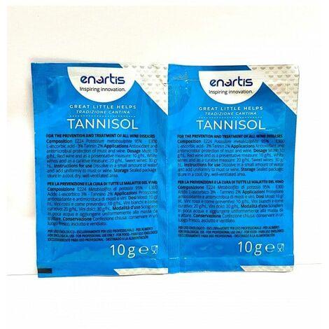 Enartis TANNISOL- Pastiglie per la cura del vino Gr. 100