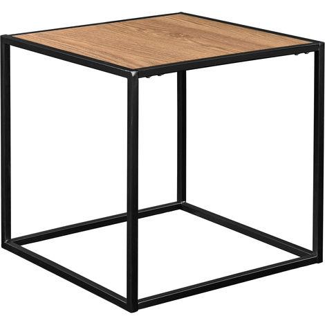 en.casa]]] Tavolino d´appoggio / tavolino da salotto - legno ...