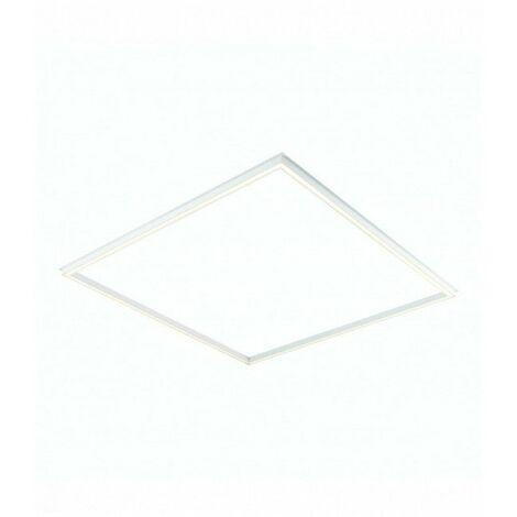 Encastrable Sirio Alliage aluminium Blanc
