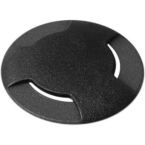Encastré BELGRADO-9 IP67 GU10 9,2cm 3em Noir