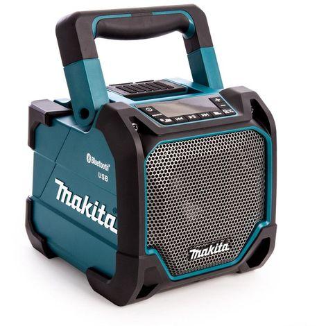 Enceinte bluetooth à batterie ou secteur - MAKITA DMR202