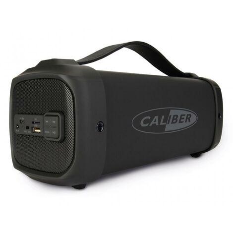 Enceinte Bluetooth portable avec radio FM et batterie integree Caliber