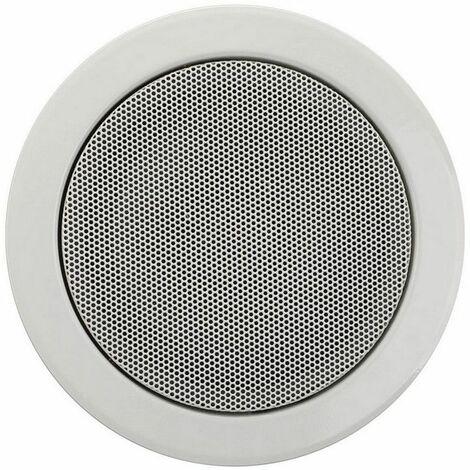 enceinte de plafond 100v blanc - en-cmx6t10 - apart