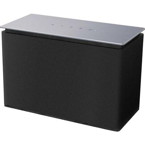 Enceinte multiroom Dyon Area L Bluetooth, AUX, WiFi, radio internet noir