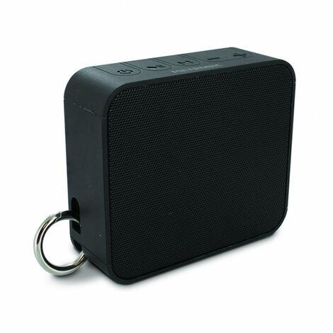 Enceinte portable Xtra Charge bluetooth 6 W avec support de recharge sans fil