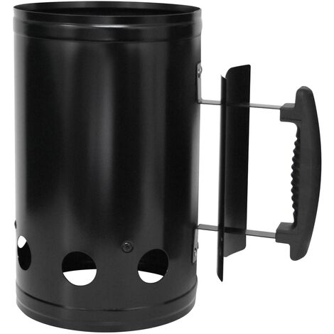 "main image of ""Encendedor de carbón, Central Park - 1,2kg - Polímero - Negro"""