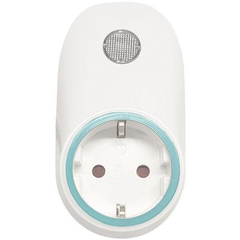 Enchufe con Sensor Crepuscular de Encendido/Apagado 7hSevenOn Elec