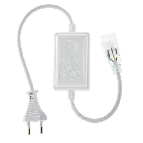 Enchufe Controlador Tira LED Frío/Cálido 230VAC (WM-CONT-F_C)