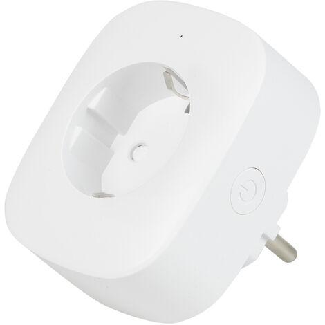 Enchufe Inteligente 10A Comptatible Tuya/Google Home/Amazon Echo (SGV-SA-P202A)