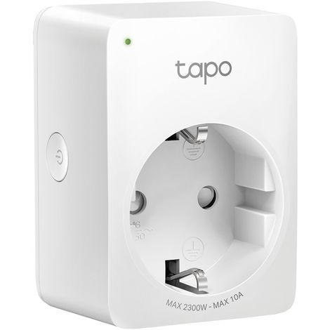 Enchufe Inteligente Wifi Tapo P100 Tp-Link compatible con Alexa y Google