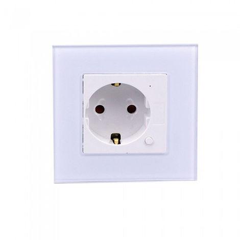 Enchufe tipo Schuko V-TAC Smart Home WIFI IP20