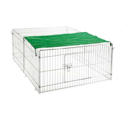 Enclos en liberté lapins en enclos en plein air lapin rongeurs en liberté XL/XXL