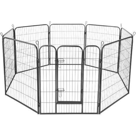 Enclos pour chien modulable