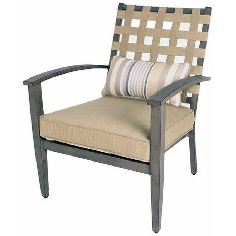 "main image of ""Encore Club Chair + Lumbar Pillow"""