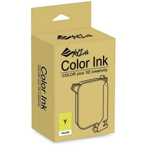 Encre jaune XYZprinting pour da Vinci Color 40 ml X791531