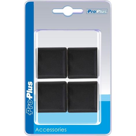 End cap 30x30mm 4 pieces in blister