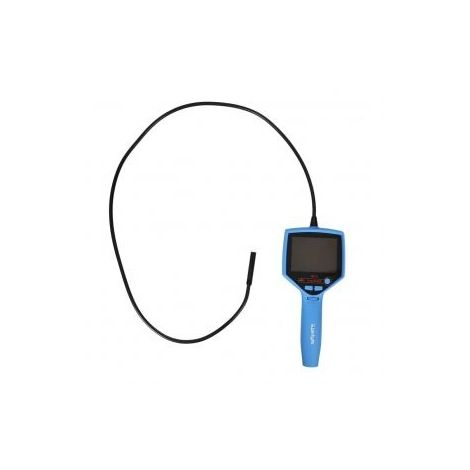 Endoscopio de inspeccion con pantalla Supereyes N012j de 9mm y 50X aumentos, sumergible