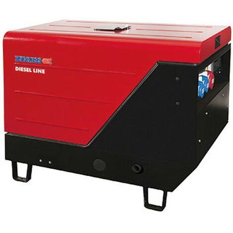 Endress Stromerzeuger ESE706 DYS-GT ES ISO DI 6,9kVA/5,4KW 400/230V 93dB(A)