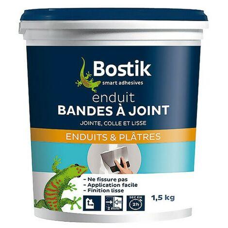 ENDUIT BANDE A JOINT PATE 1.5KG BOSTIK (Vendu par 1)