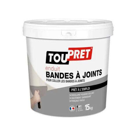 Enduit Bande A Joint Pate 15kg - TOUPRET