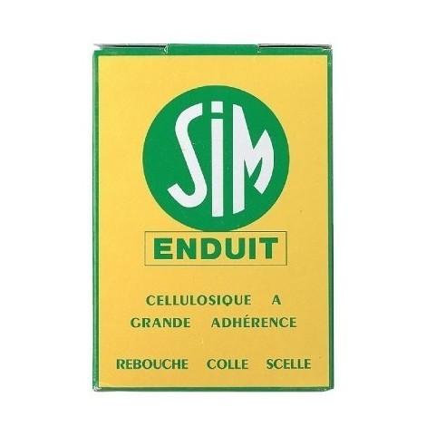 Enduit cellulosique SIM
