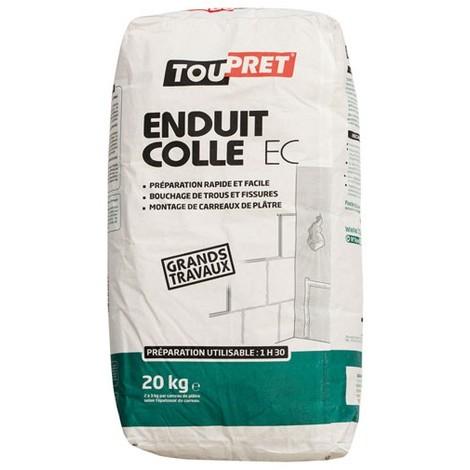 ENDUIT COLLE 20KG GSB